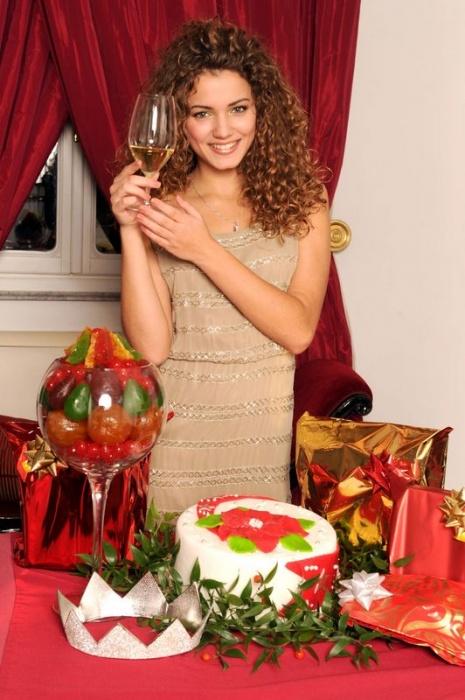 Giusy Buscemi Calendario.Il Natale Di Miss Italia Giusy Buscemi Valdinievole