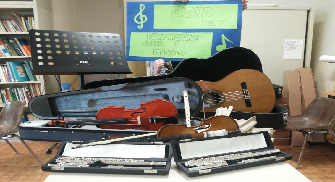 Flauto grazie all'istituto violino traverso e alla Pasquini wfw7TZq
