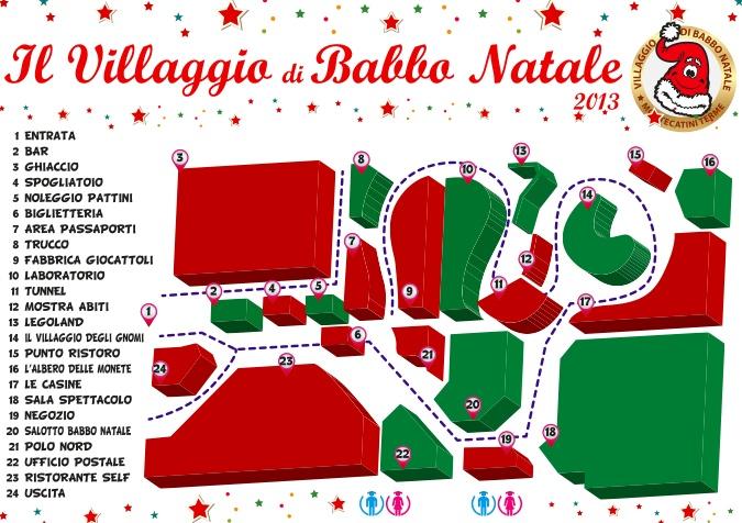 Immagini Del Villaggio Di Babbo Natale.Al Via L Avventura Del Villaggio Di Babbo Natale In Zona
