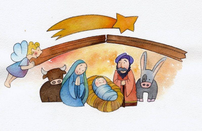 Risultati immagini per novena di natale per bambini